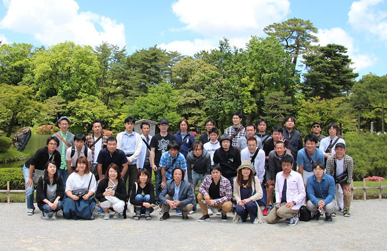 社員旅行 石川(山代温泉と金沢散策)