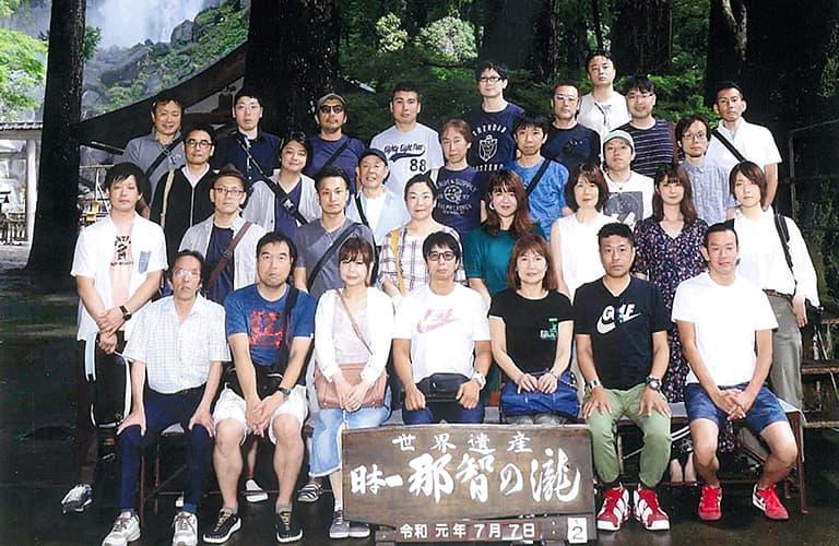 2019年7月6日・7月7日 和歌山県(那智勝浦)