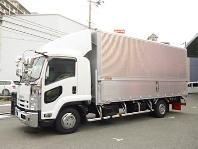 4tトラック(ウイング)