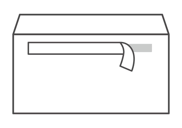 グラシンテープ(剥離紙)