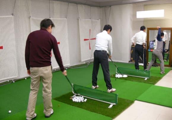 ゴルフセミナー